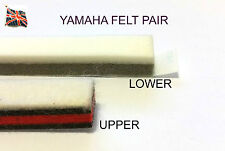 Yamaha DGX 620 630 640 FELT SET GHL 88 Key Upper and Lower MOX8 MOXF8 UK STOCK