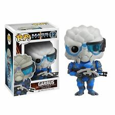 MASS EFFECT GARRUS COMMANDER SHEPARD FIGURE VINYL POP FUNKO PS3 2 3 GAME GIOCO 1