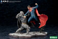 KOTOBUKIYA BATMAN v SUPERMAN DAWN OF JUSTICE SET OF 2 ARTFX+ STATUES