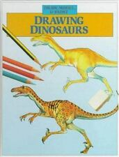 Drawing Dinosaurs (Draw, Model, and Paint)