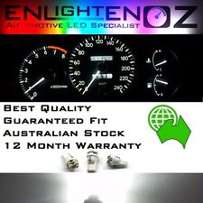 White LED Dash Gauge Light Kit - Suit BMW E30 318i 318is 325i 325is 323i 325e