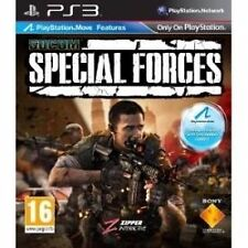 SOCOM Special Forces (Move Compatible) Game PS3 - Brand new!