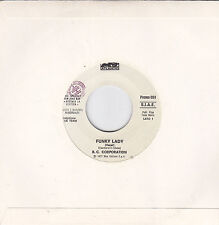 B.C. CORPORATION - funky lady / MIKE THEODOR - the bull 7""