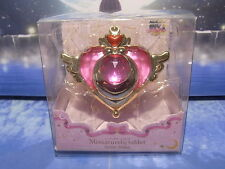 "1. Miniaturely Tablet Ver.1 Bandai "" (Crisis Moon)l "" Sailor Moon 20th"