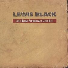 Lewis Black, Lewis Black - Luther Burbank Performing Arts Center Blues, Excellen