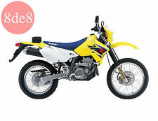 Suzuki DR-Z 400 (2000-2004) - Workshop Manual on CD