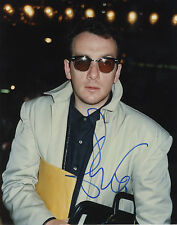 Elvis Costello - English Singer/Songwriter - In Person Signed Colour Photograph.