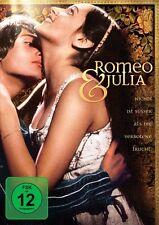 OLIVIA/MCENERY,JOHN/O'SHEA,MILO HUSSEY - ROMEO UND JULIA   DVD NEU ZEFFIRELLI