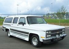1991 Chevrolet Suburban CONVERSION ZERO RUST A GREAT VINTAGE CHEVY CRUISER