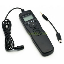 Time Lapse Intervalometer Remote Timer Shutter for Nikon D3100 D3200 D90 D600 fo