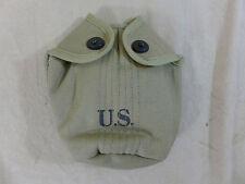 US WW2 ARMY Bezug Feldflasche / standard canteen cup cover