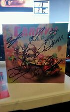 B.a.p matrix mwave signed autographed album all members Kpop k-pop