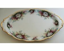 Royal Albert Celebration Large Oval Handled Tray