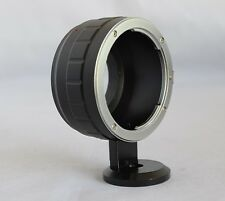 "Nikon F AI to Nikon 1 Mount Adapter with 1/4"" Tripod Mount Stand J1 V1 AI-N1-T"