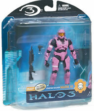 McFarlane Pink Halo 3 Mark VI (6) Spartan D&R Exclusive Limited Edition - NEW