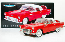 AUTHENTIC WIX CAR 1956 FORD THUNDERBIRD BEAUTIFUL DETAILS