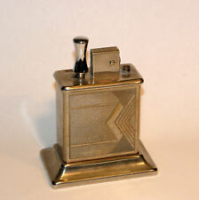 rare 1930 german modernistic art deco pyros touchtip automatic pipe lighter