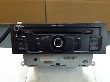 2009 2010 2011 Audi A4 S4 Radio CD Player 8T1 035 186 R #1138