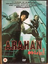 So Yi Yoon ARAHAN ~ Action-Packed Korean Martial Arts Film | UK DVD