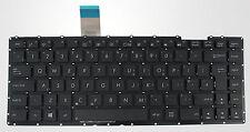 ASUS X401 X401A X401U KEYBOARD UK LAYOUT 0KNB0-4109UK00 AEXJAE0 BLACK F76