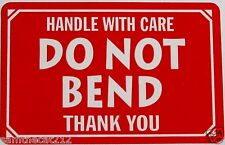 500 2x3 DO NOT BEND Handle With Care Label Sticker