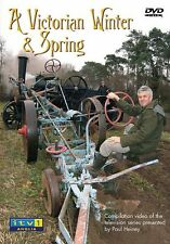 A VICTORIAN WINTER AND SPRING Paul Heiney NEW 2 DVDset VICTORIAN FARM BYGONE AGE