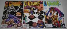 GAMBIT #s 17 18 19 (Marvel 2000) BULLSEYE & DEADPOOL (VF-) ASSASSINATION GAME