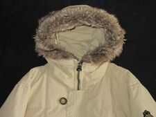 *SCOTCH & SODA MASTERS DAUNEN WINTER JACKE MANTEL PARKA*BEIGE*ZX*GR: L*TOP TOP