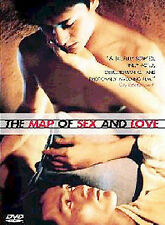 The Map of Sex and Love (DVD, 2003) USED