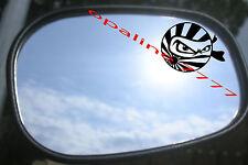 STICKER JDM DRAPEAU JAPON RETROVISEUR YAMAHA FAZER R1 R6 FZ1 FZ8 XJ Tmax MT01