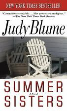 Summer Sisters  by Judy Blume 1999 Paperback Drama Heart Warming Novel Book