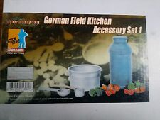 Action Figure 1/6 Cyber Hobby Dragon German Field Kitchen Accessories Set 1
