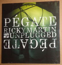 Ricky Martin ‎– Pégate (MTV Unplugged) - PROMO CD 2006 - NEW