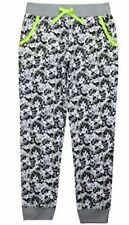NEW Vigoss Girls' Athletic Sportswear Sweatpant Grey Floral 7