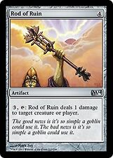 Rod of Ruin X4 NM M14 Core Set MTG Magic Cards Artifact Uncommon