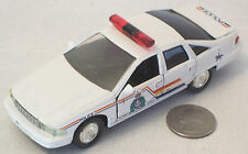 """Road Champs RCMP GRC Police Car Chevrolet Caprice 5"""" USED (see Photos)"""