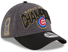 Chicago Cubs New Era 2016 World Series Champions Locker Room Hat Cap ☆IN HAND☆