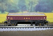 Imitation load of ballast for Hornby thin lipped MHA open wagon