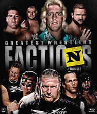 WWE: Wrestlings Greatest Factions (Blu-ray Disc, 2014, 2-Disc Set)