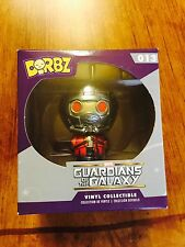 Marvel Guardians of the Galaxy Starlord with Mask Funko Dorbz Vinyl Collectible