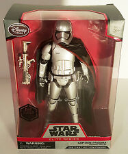 Captain Phasma Disney Elite Series Die Cast Action Figure 7 1/4'' Star Wars Mint