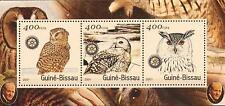 (206550) Birds, Owl, Rotary, Guinea-Bissau