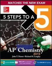 Five Steps To Five - Ap Chemistry 2015 6e (2014) - Used - Trade Paper (Pape
