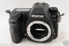 Pentax K-3 body 23.4MP Digital SLR Camera w/Box Exc from Japan #1736