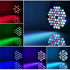 54 LED Mixing RGBW Stage Lighting Effect Uplighting DMX512 DJ Disco Bar Party