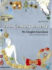 20th Century Jewelry: The Complete Sourcebook-ExLibrary
