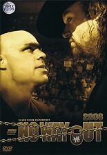 WWE No Way Out 2006 DVD WWF Wrestling