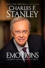 Emotions: Confront the Lies. Conquer with Truth. - LikeNew - Stanley, Charles F.