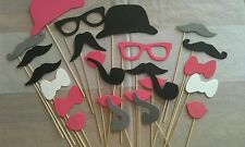 Photo Booth Props-27-Classic Vintage Style/Weddings/Partys/Hen/Stag