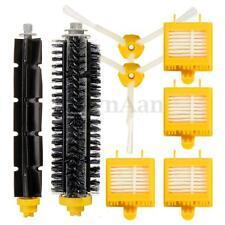 8Pcs Kit Brosse Latéral Filtre Nettoyage Pr iRobot Roomba 700 760 770 780 Serie